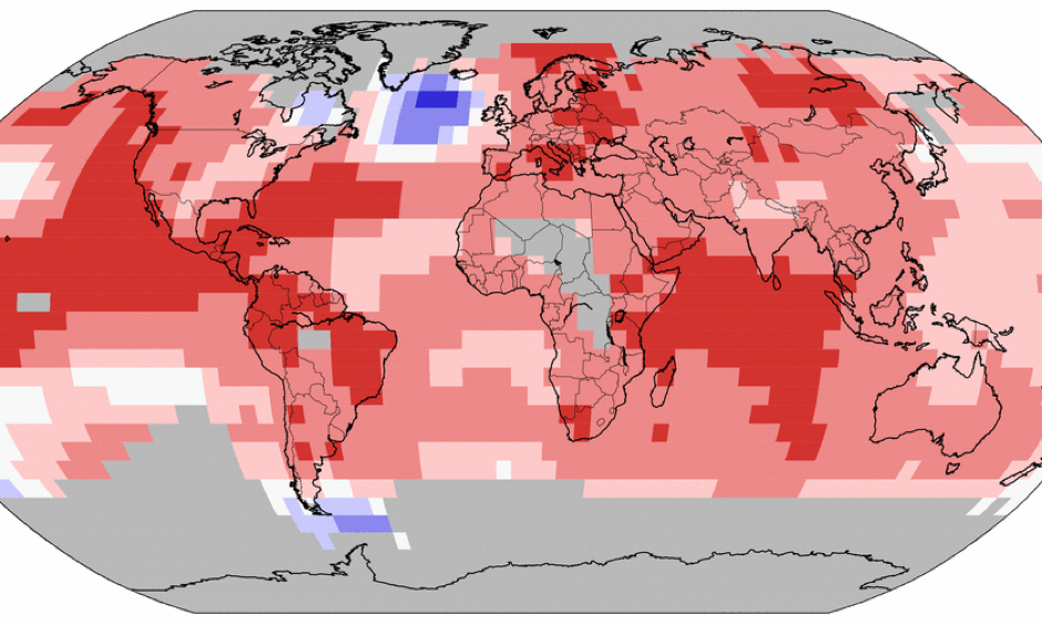 2015 absolutely shattered global temperature records to become the hottest year in recorded history.
