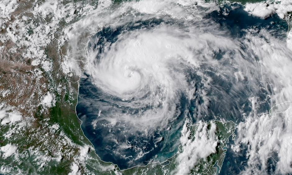 Climate Signals Hurricane Harvey 2017