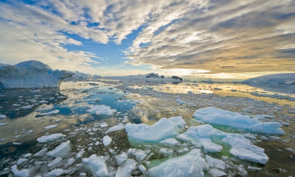 Scientists believe that Antarctica could lose more ice than Greenland within a few years. Photo: Momatiuk-Eastcott / Corbis