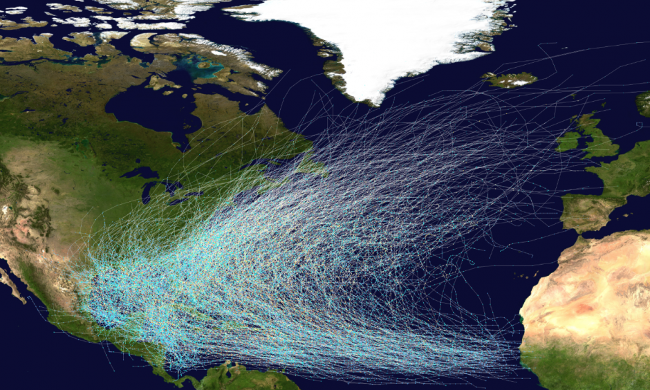 climate signals atlantic hurricane season 2018