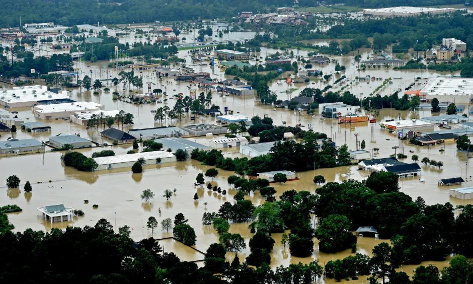 Climate Signals Baton Rouge Flood August 2016