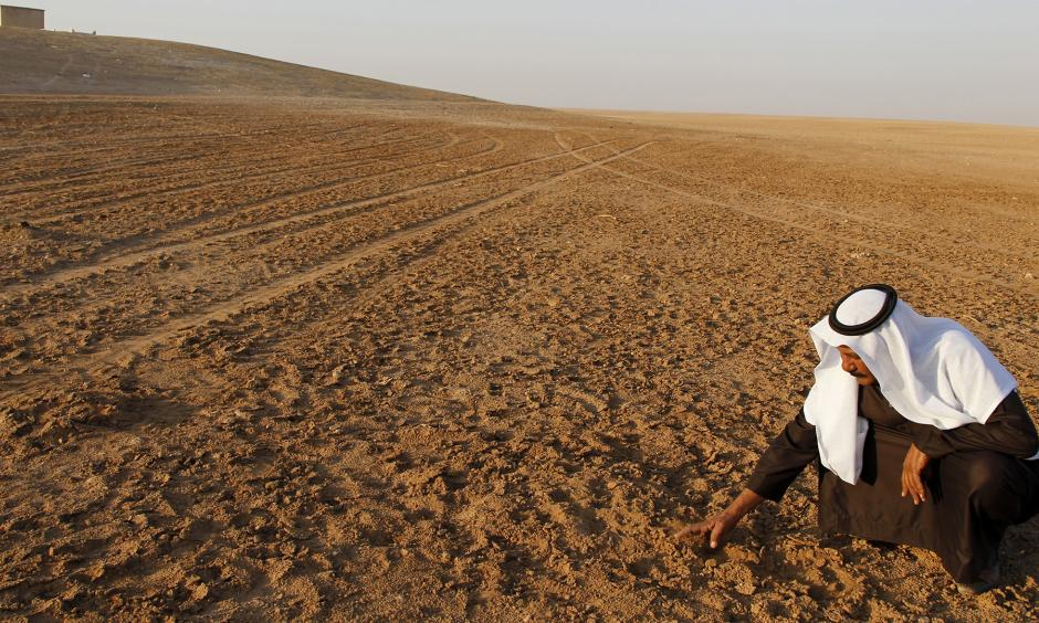 Climate change intensified the most severe Syrian drought on record, forcing hundreds of thousands of Syrian farmers to move to overcrowded cities and exacerbating the conditions that led to civil war.
