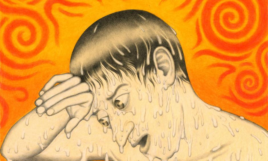 Indian heat wave. Image: David Jien, NYTimes