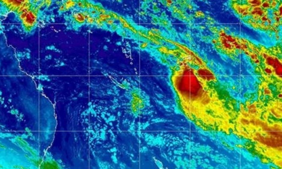 Na Draki weather service says the storm continues to weaken and the effects will not be long-lasting. Image: Nadraki weather, Facebook