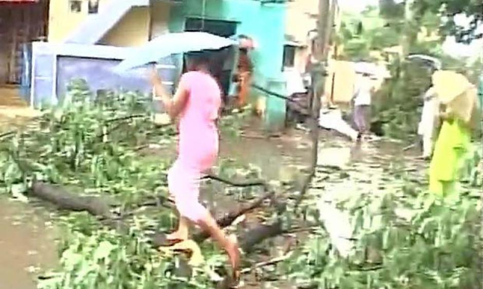 Cyclone Roanu. Photo: ANI
