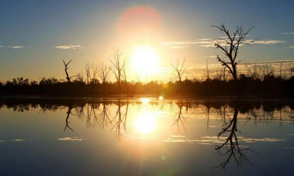 Mildura is expecting 44 degrees on Friday and 43 on Saturday. Photo: Jessica Shapiro