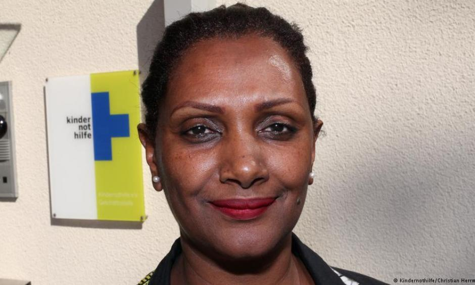 Asia Abdulkadir is the coordinator for Kindernothilfe in Somalia. Photo: Christian Herrmanny