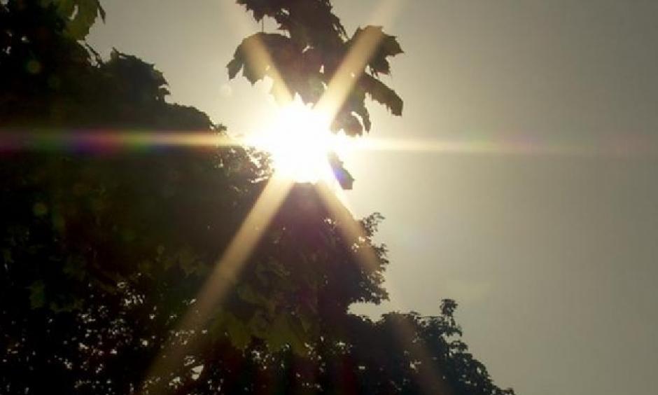 Heat wave. Image: KimaTV