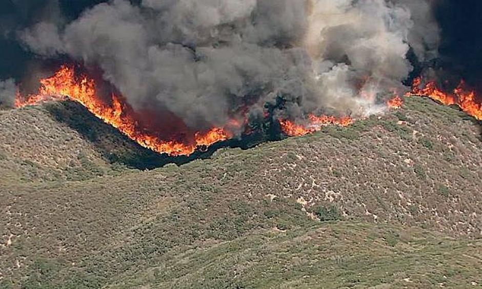 Photo: San Bernardino County Fire District