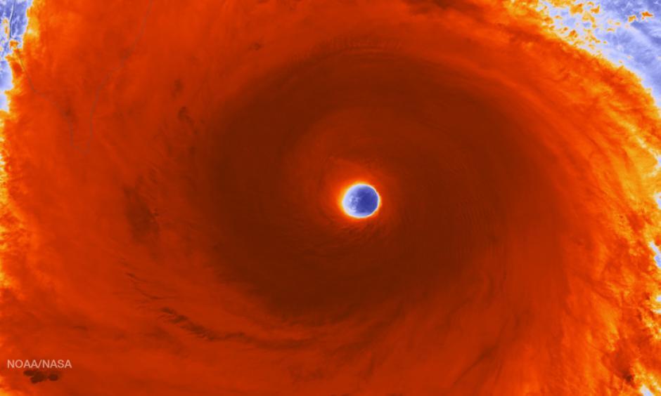 Image: NOAA/ NASA
