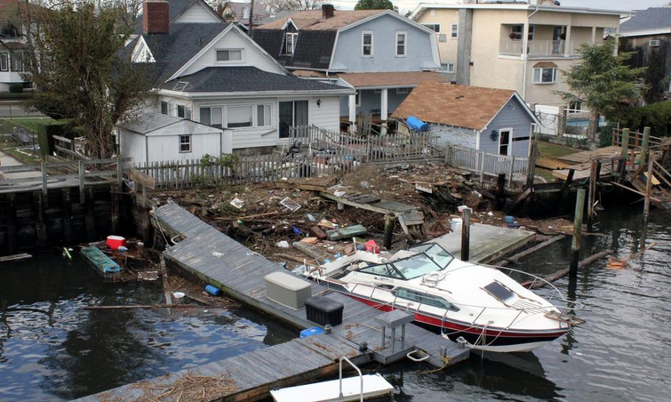 Hurricane Sandy aftermath. Photo: Pamela Andrade, Flickr