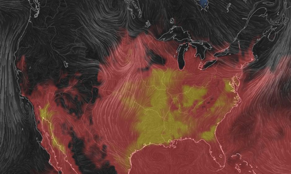 Image: Climate Reanalyzer