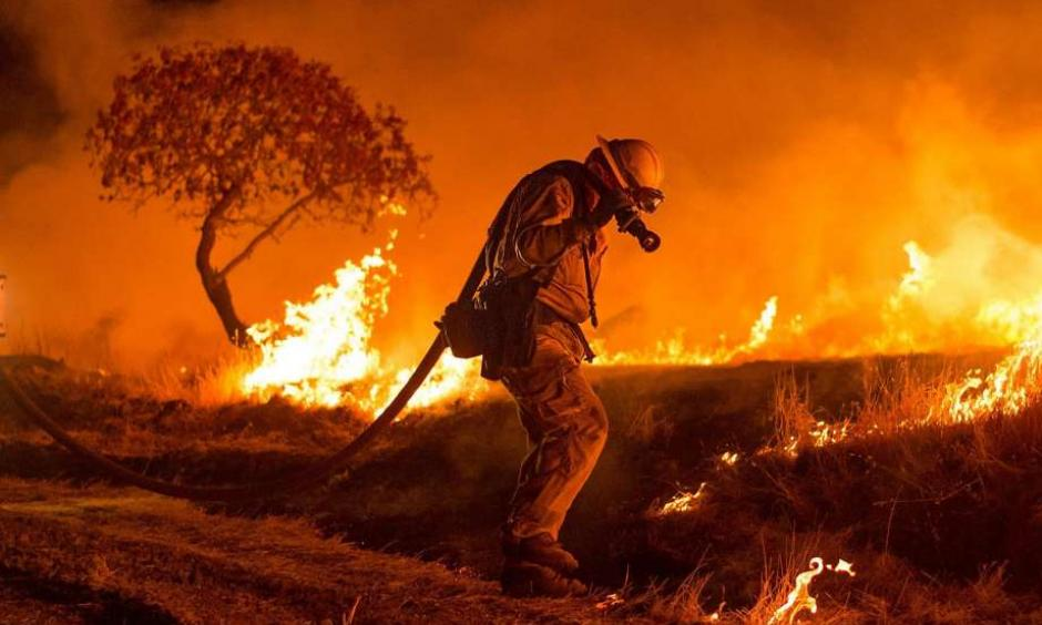 Photo: Noah Berger, Special To The Chronicle