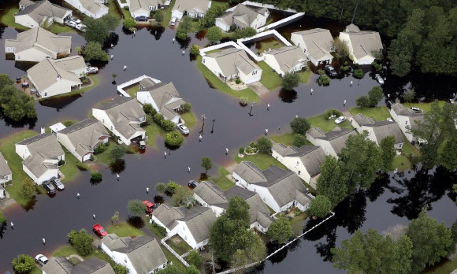 Flooding in South Carolina. Photo: Insurance Journal