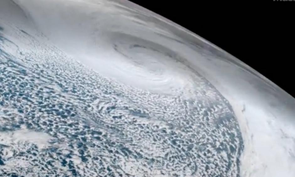 Alaska Storm. Image: Mashable