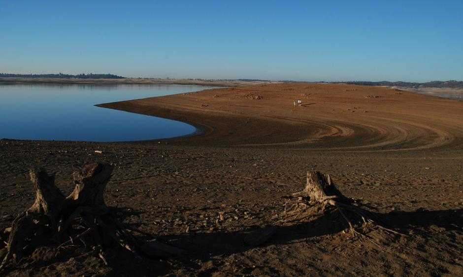 California Drought. Image Credit: Flickr