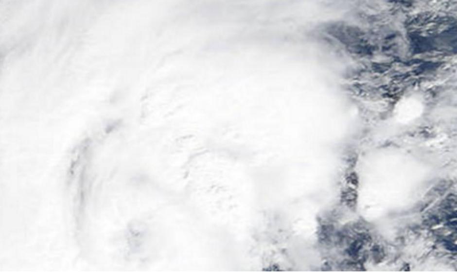 Hurricane? (Image: Wxshift)