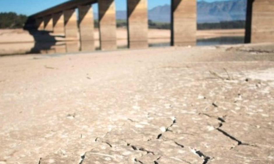 The Western Cape is experiencing the worst drought in more than a century. Photo: AFP