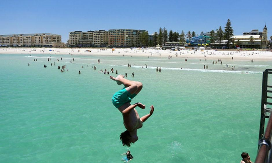 A lot of Australia will be heading to the beach as the mercury soars. Photo: Getty