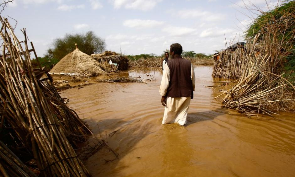 UN aid agencies had warned of a flooding danger in Sudan between July and November. Photo: AFP