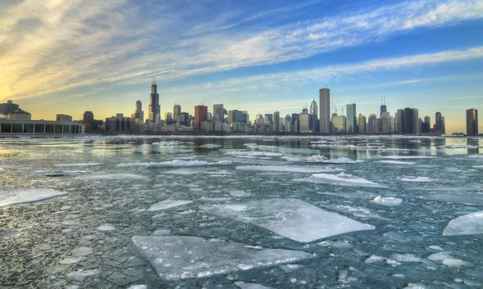 Temperatures in Chicago are expected to plunge 20 degrees below zero. Photo: chrip0, Getty Iages