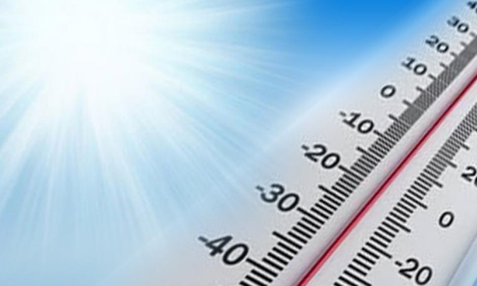 Heat wave. Image: Prameya News7
