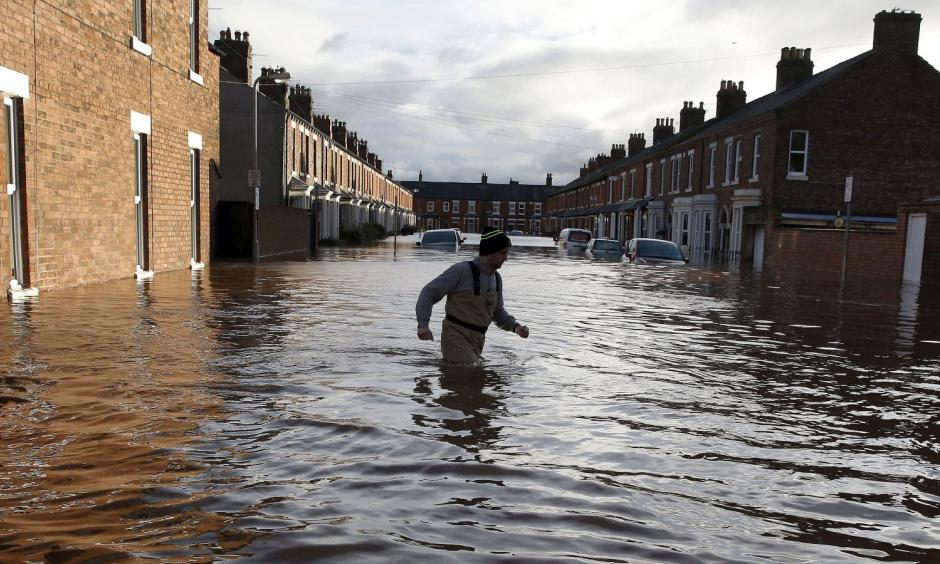 A street in Carlisle, Britain. Photo: Phil Noble, Reuters