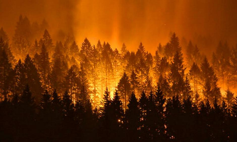 A new study indicates climate changes will intensify wildfires in Oregon's southern Blue Mountains, making them more frequent, more extensive and more severe.