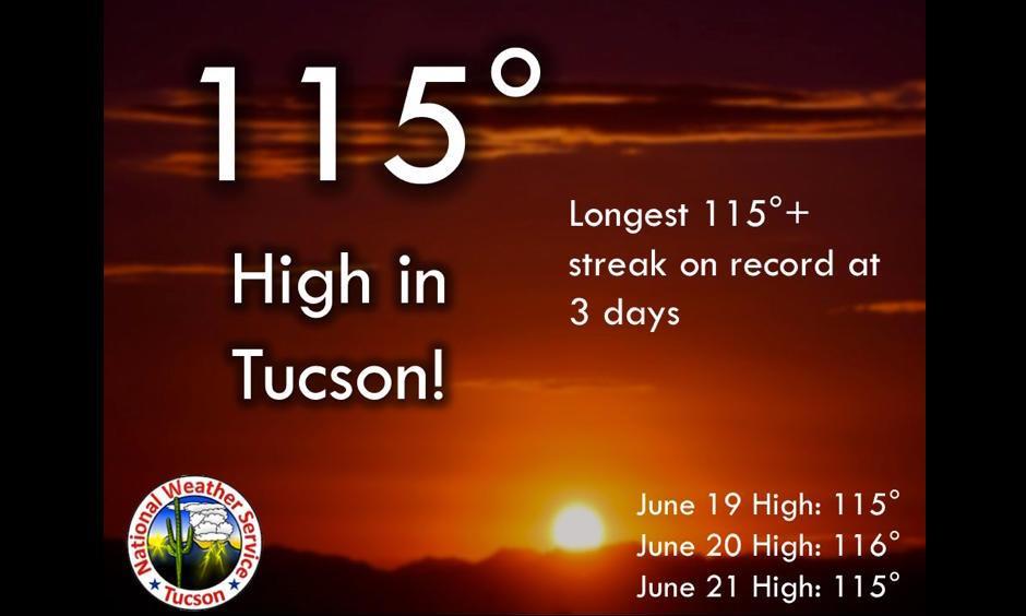 Image: NWS Tucson