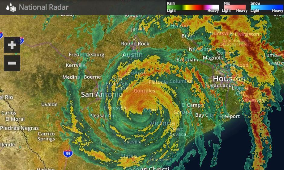 Image: NBC4 Washington via National Radar