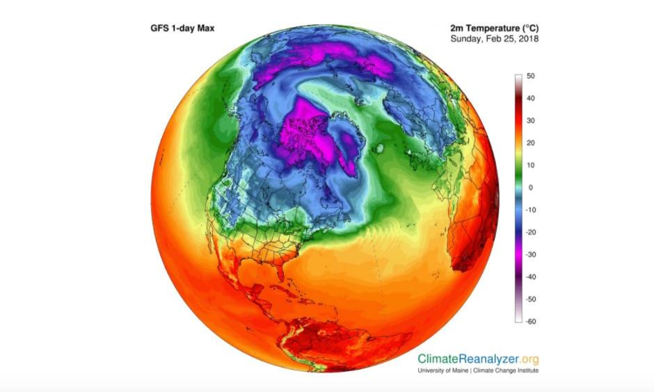 Image: University of Maine Climate Re-Analyzer