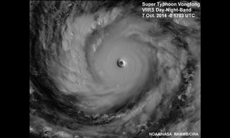 Photo: NOAA/NASA