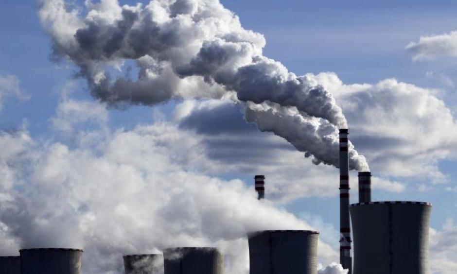 Rising manmade emissions are creating an increasingly tricky climate conundrum. Photo: Greentech Media