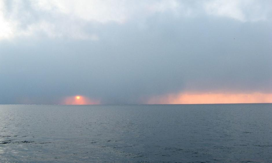 The northern Barents Sea shifts over to an Atlantic climate and becomes sea-ice free. Photo: Sigrid Lind