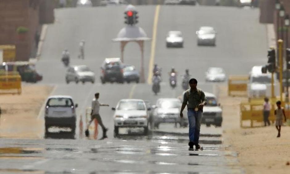 Hyderabad, India. Photo: AP
