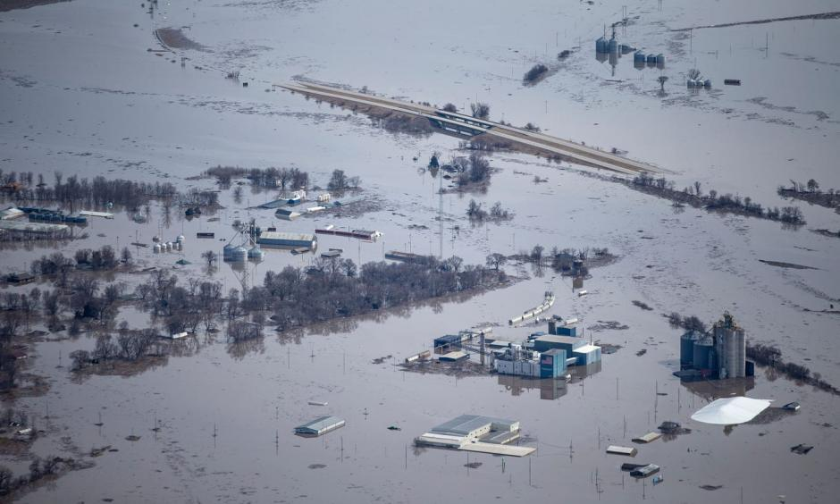 Climate change is increasing the risk of extreme rainfall and flooding