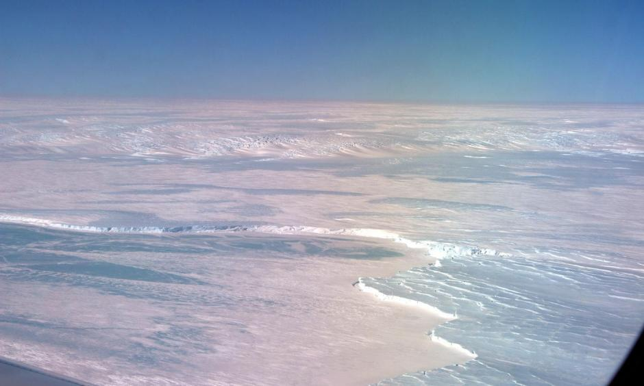 Climate change is accelerating ice sheet and glacier melt