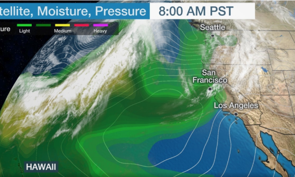 atmospheric river storm