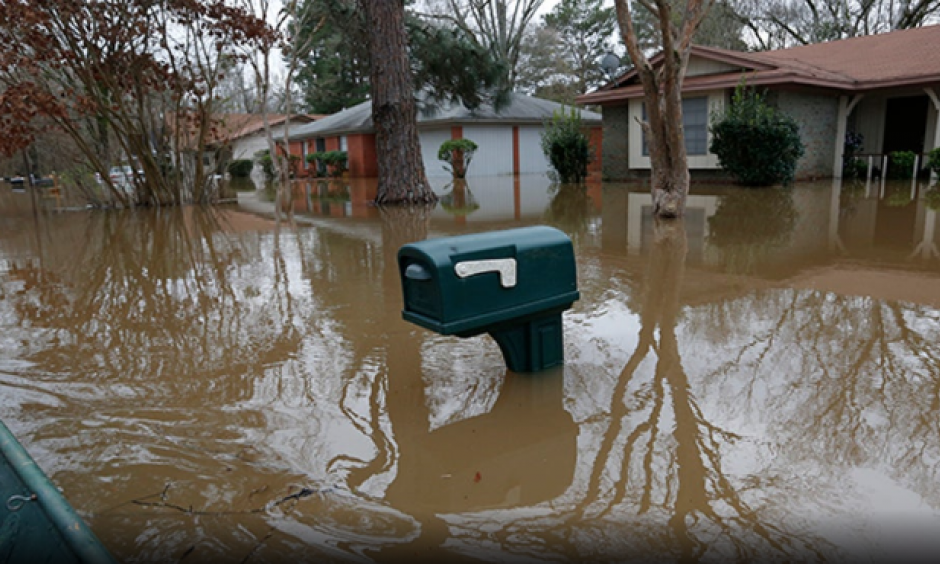 Climate change is increasing extreme rain and flooding