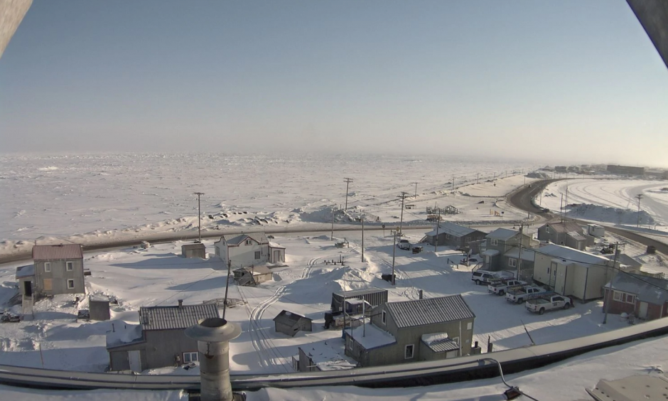 Utqiagvik, Alaska is one of the fastest warming cities due to climate change