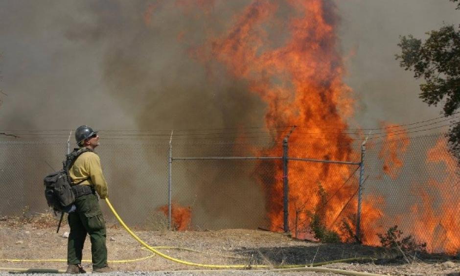 Photo: Brentwood Reid, Alaska Incident Management Team