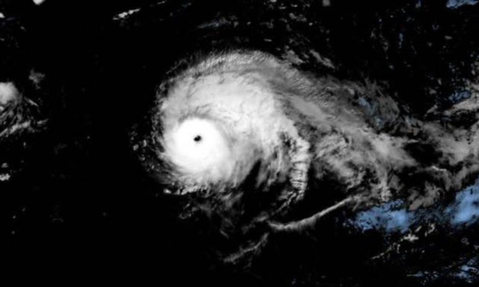 Photo: National Hurricane Center on Twitter