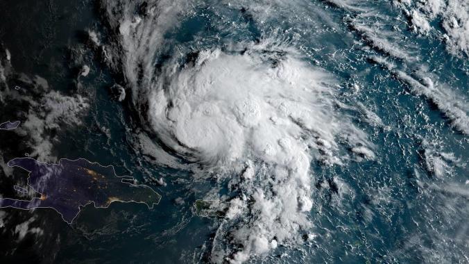 Hurricane Dorian August 2019 Climate Signals