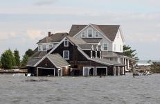 The National Flood Insurance Program paid out $8 billion in damages from Hurricane Sandy. Photo: Tim Larsen, New Jersey Governor's Office