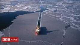 permafrost melt