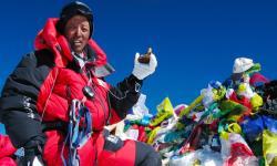 Photo: Apa Sherpa Foundation