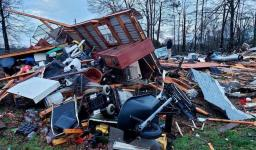 tornado damage climate change