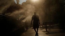 smog heatwave