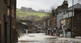 Climate change is increasing extreme rainfall and flooding